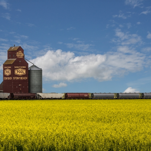 1st Merit - Saskatchewan - Heather Loewenhardt - Railroad Life Line