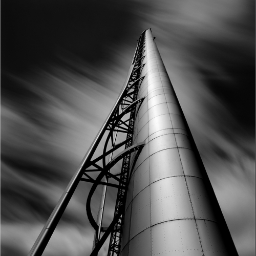2nd Merit Award - Mono - Peter Coombes - The Tower