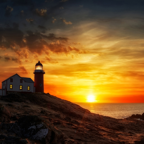 2nd Merit - Newfoundland & Labrador - Darren Langdon - Ferryland Lighthouse