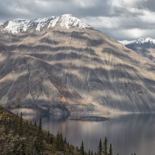 3rd Merit Yukon - Kathleen Lake Kluane National Park