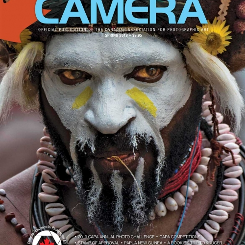 Canadian Camera Spring 2019 issue
