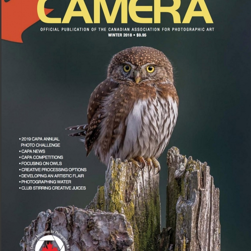 Canadian Camera Winter 2018 issue