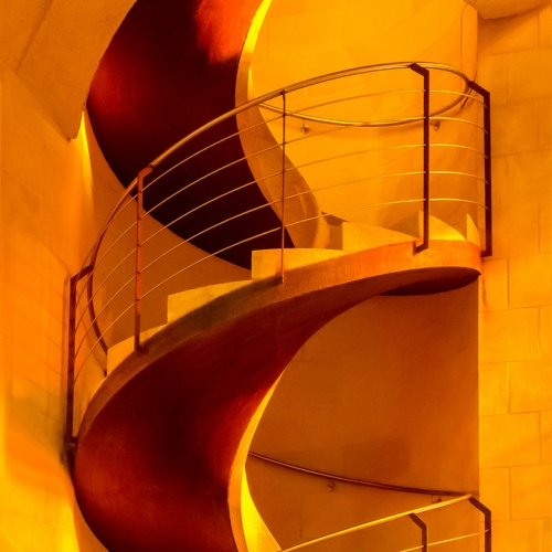 Gold Medal - Ann Pearson - Gaudi S Curvilinear Poetry In Motion
