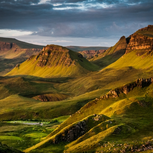 HM 5TH Mark Girard - The Quiraing, Isle Of Skye