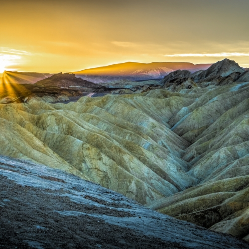 Honour 5 Ken Renton Death Valley Sunrise