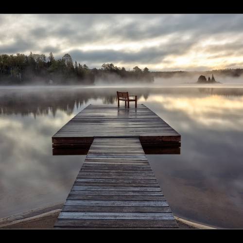 MC07 Gerrry Kelly Tranquil Algonquin Morning