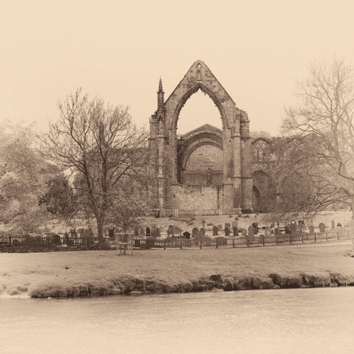 Michael Breakey   Bolton Abbey