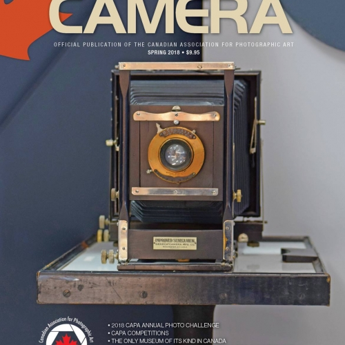 Canadian Camera Spring 2018 issue