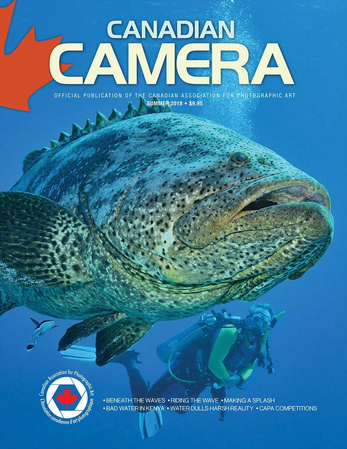 CAPA: Canadian Camera Summer Editions