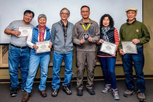 CAPA, ACAPA Nature Club winners for the 2018 Nature competition