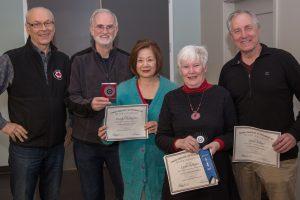 CBPC Silver Medal Presentation