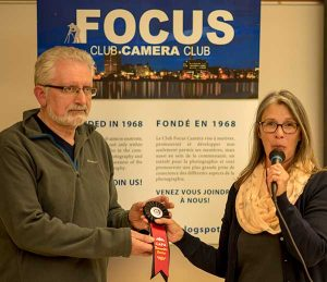 Focus Camera Club receives Honourable Mention
