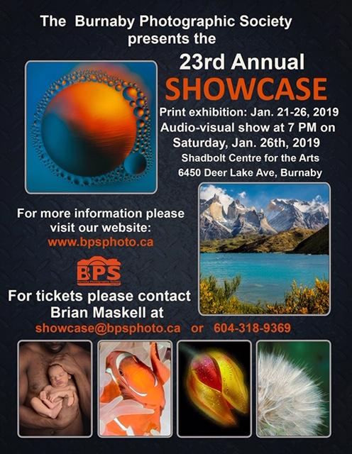 Burnaby 2019 Showcase