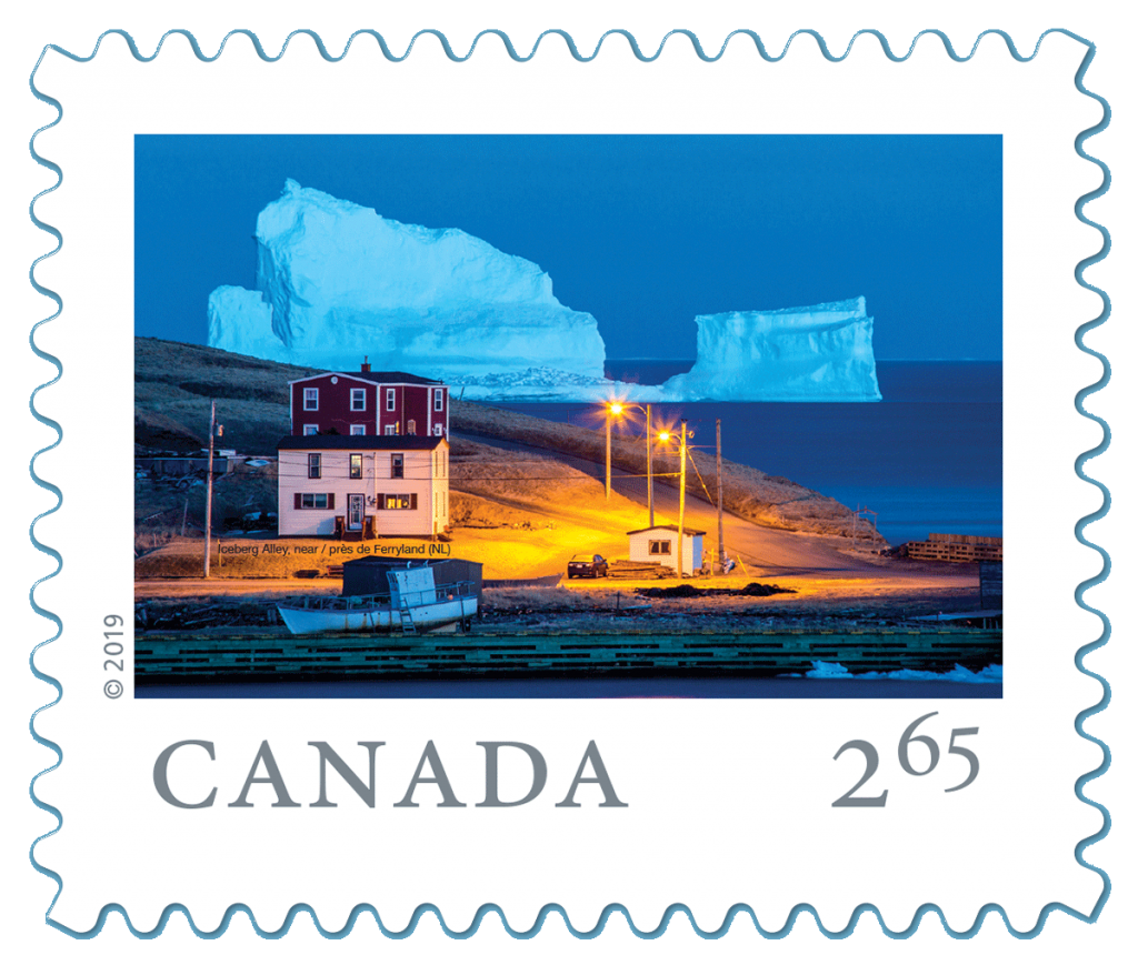 Canadian Stamp photograph by CAPA member photographer Michael Winsor