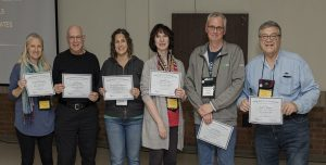 CAPA Portrait Club competition medalists