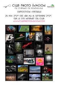Club Photo Évasion Annual Exhibition
